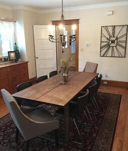 Beautiful Historic Home - Reese - Apartamento