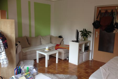 Cozy, private apartment at the campus - Dresden - Apartment