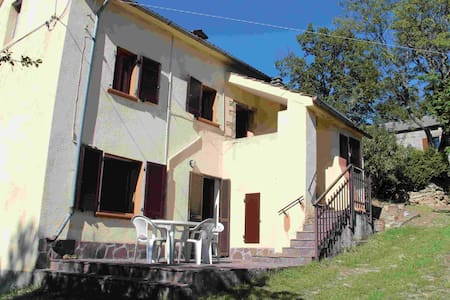 Maison indépendante au coeur du val d'Arda - Morfasso - Hus