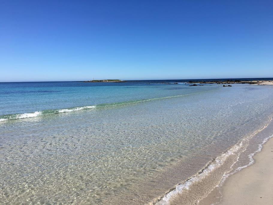 Spiaggia di Ottiolu