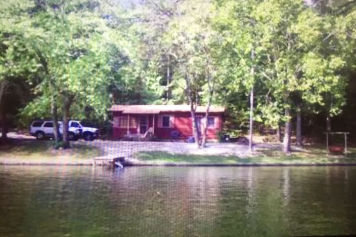 SMITH'S LAKEFRONT CABIN PETS WELCOME(small fee)