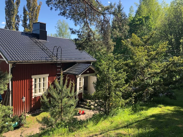 Cosy upstairs near by the heart of Fiskars village