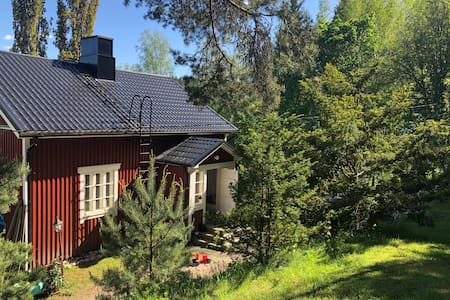 Cosy upstairs near by the heart of Fiskars village