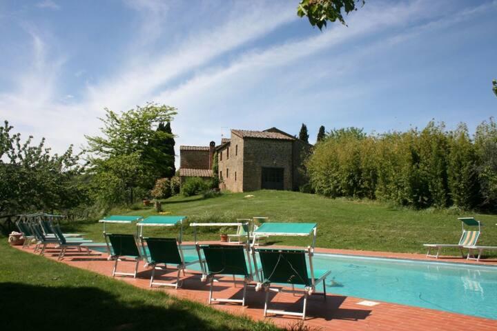 Agriturismo Bevignano - Casa Gesuina - Monte San Savino - Villa