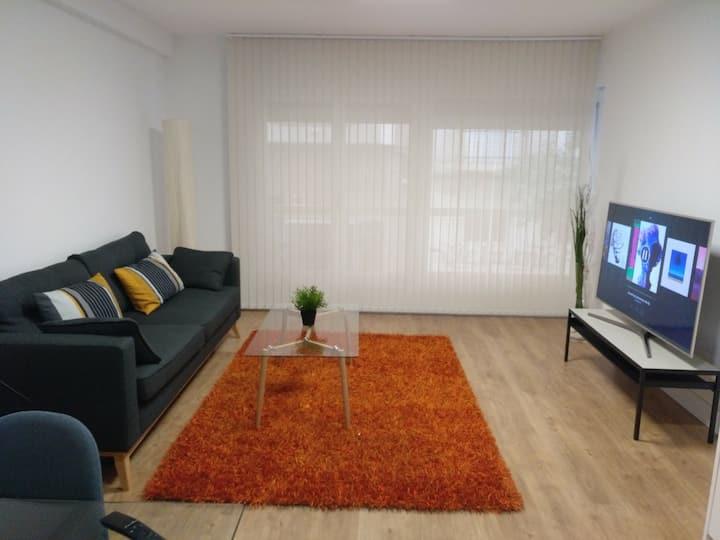 Estudio de 50 m2 en el centro de Alicante