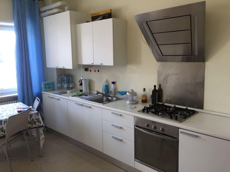 Cucina (in salotto)