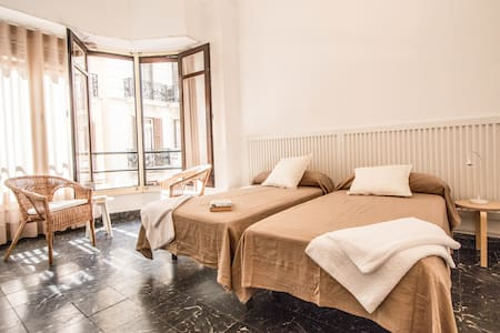 Double room, Plaza Ayuntamiento - Apartment