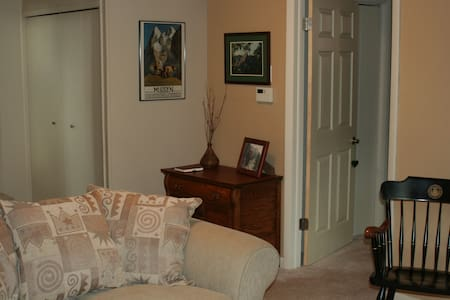 Private two-room suite with bathroom - Carbondale