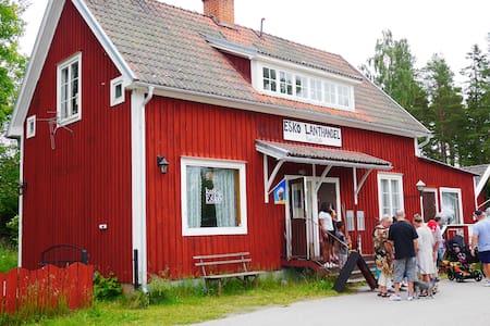 Apartment above the Café Esko - Gävle Ö