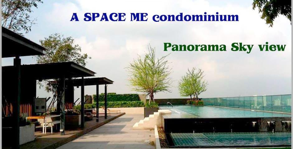 A SPACE ME (MEGA BANGNA CONDOMINIUM)