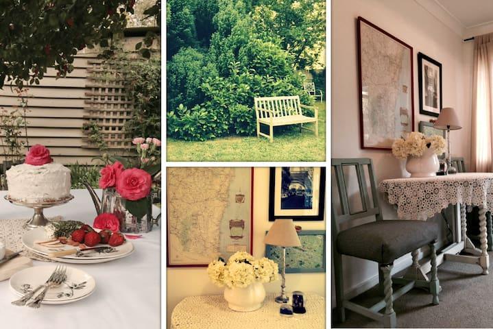 La Maison Rose - Bundanoon - Villa
