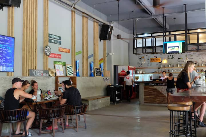 9 Station Hostel Phu Quoc