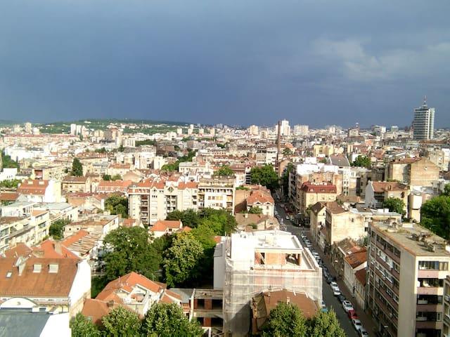 One flew over the Belgrade's nest - Beograd - Huoneisto