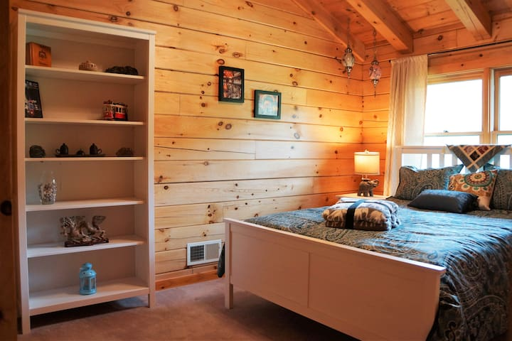 Beautiful Room in Scenic West Virginia Home - Baker - Cabane