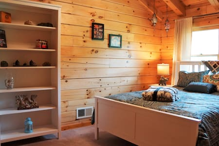 Beautiful Room in Scenic West Virginia Home - Baker - Cabin