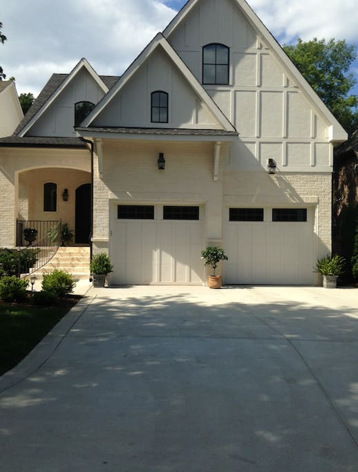 2nd view of the Front of the House