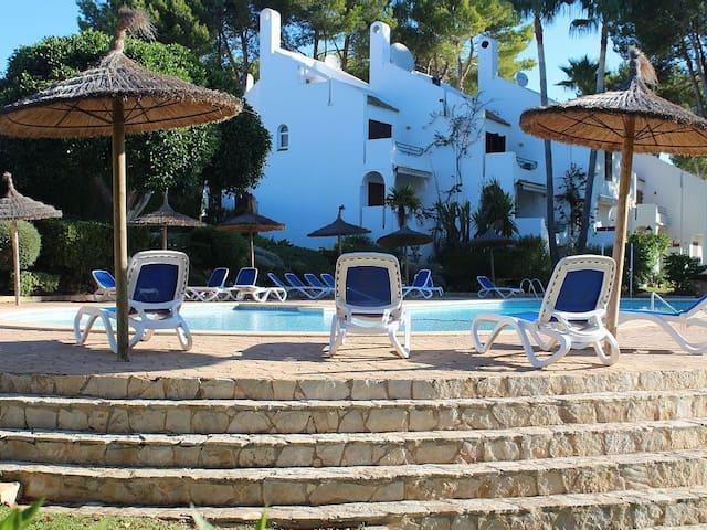 simpatica villetta con piscina - Sol de Mallorca