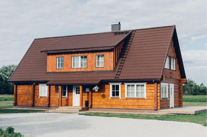 Дом отдыха Rosi Puhkemaja