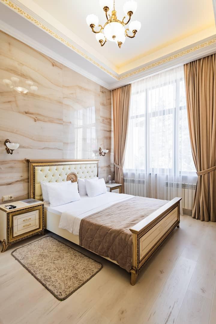 Апарт-отель Grand Gallery 3* -стандарт улучшенный