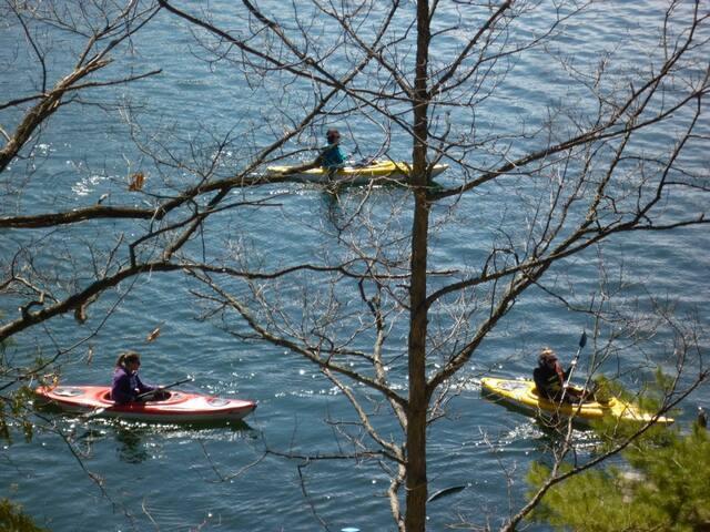 Slope Oaks Retreat /Devil Lake/Westport(breakfast)