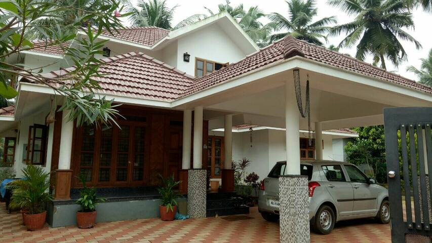 air conditioned premium room in a serene setting