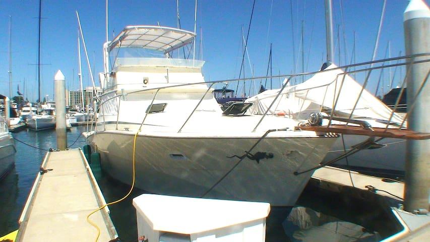 Seayalater Viking 40 boat