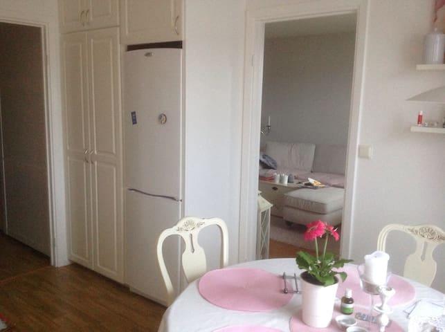 Apartment in Visby - Visby - Lägenhet