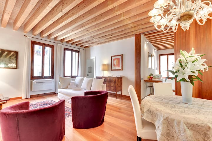 Elegant and cozy in the heart of Venice