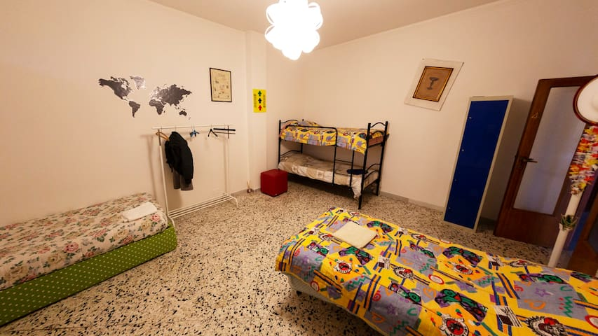 LeoHostel - Shared Room