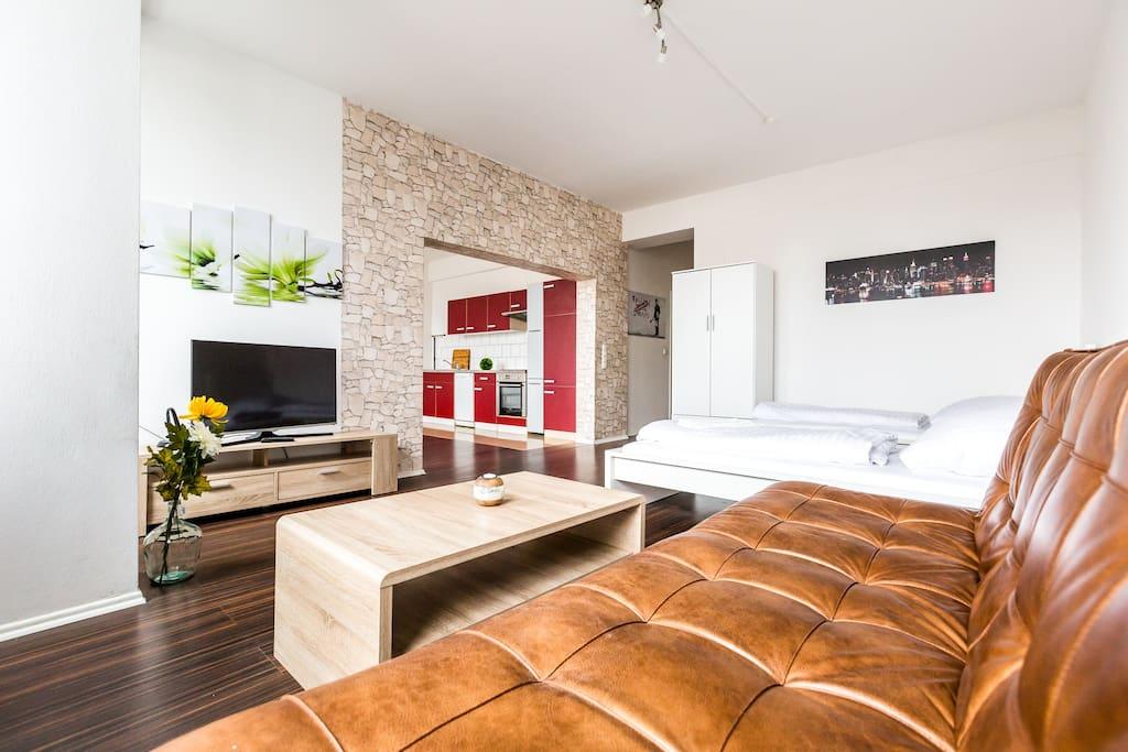 la03 ferienwohnung langenfeld 3 wohnungen zur miete in. Black Bedroom Furniture Sets. Home Design Ideas