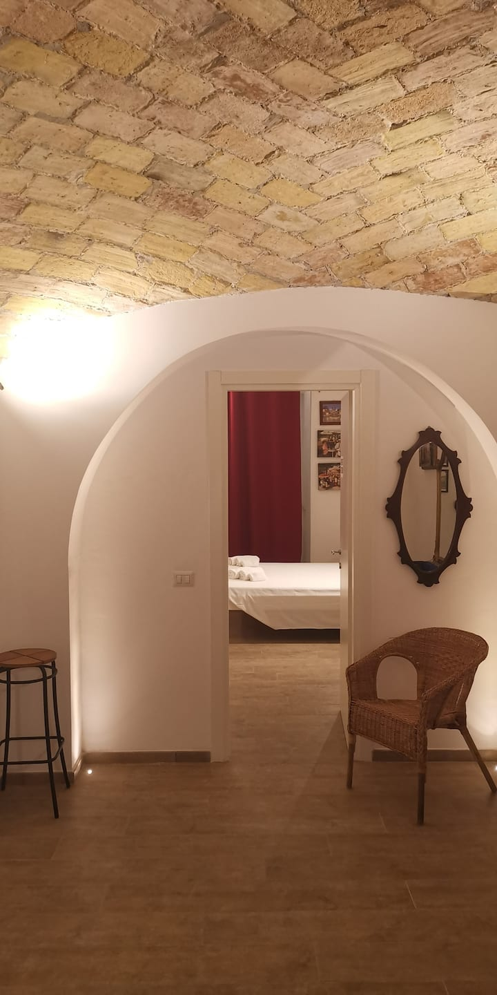 Barrel Vaults Private Rooms ( 2 ) - TRASTEVERE