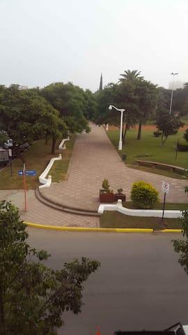 LA MEJOR UBICACIÓN Y CON VISTA A UNA PLAZA! - Villa María - Apartamento