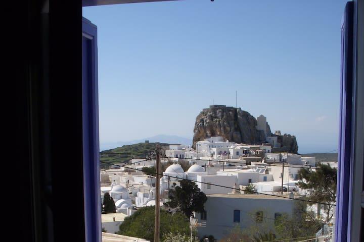 Antonis-Chora Amorgos house - Chora - Hus