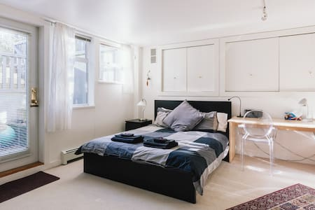Cozy and peaceful Point Grey suite on UBC doorstep