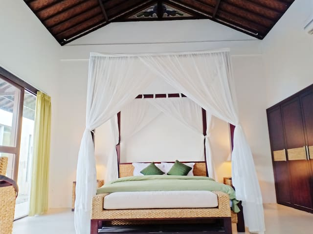 Keramas Cozy Room for Surfer or Couple, Uma Sari 2