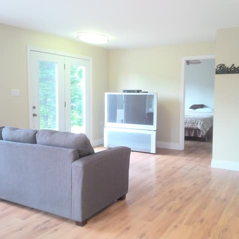 1 Bedroom 1 Bath House on Private Property