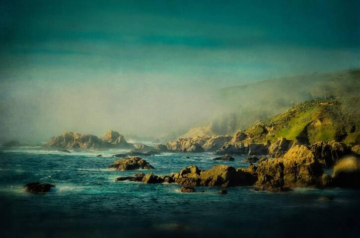 Marina, CA Hawaiian Retreat, Monterey Peninsula