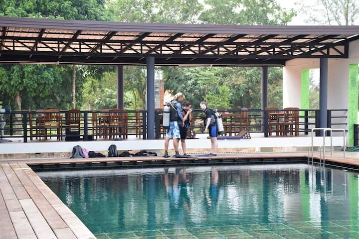 Andaman Sweetlip Dive Stay