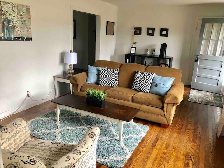 Cozy Two Bedroom Home
