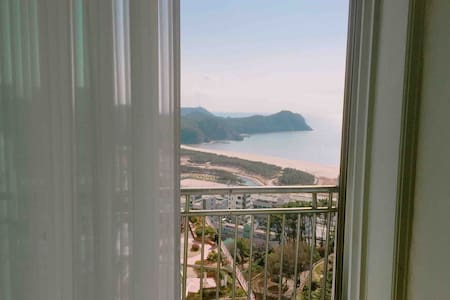 [Sea view]바다가보이는 프라이빗 하우스, 다대포 해수욕장