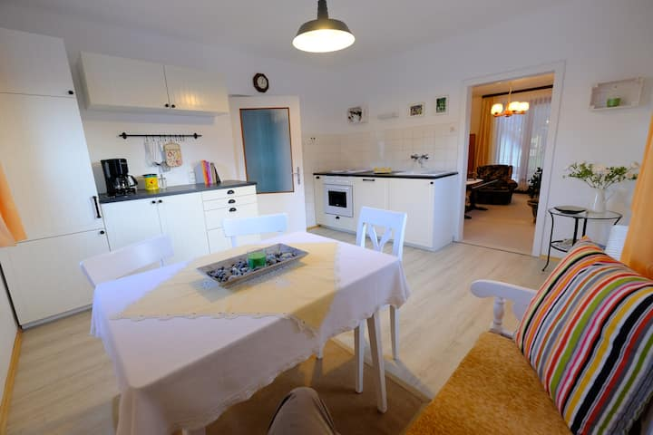 Bertas Cosy Home, großzügiges und gemütliches Haus