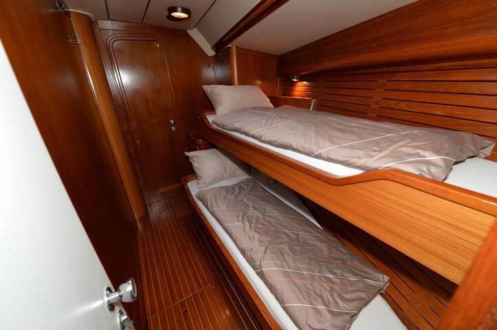 Sanremo City Center, Bed on Boat. Porto Vecchio - Sanremo - Barco
