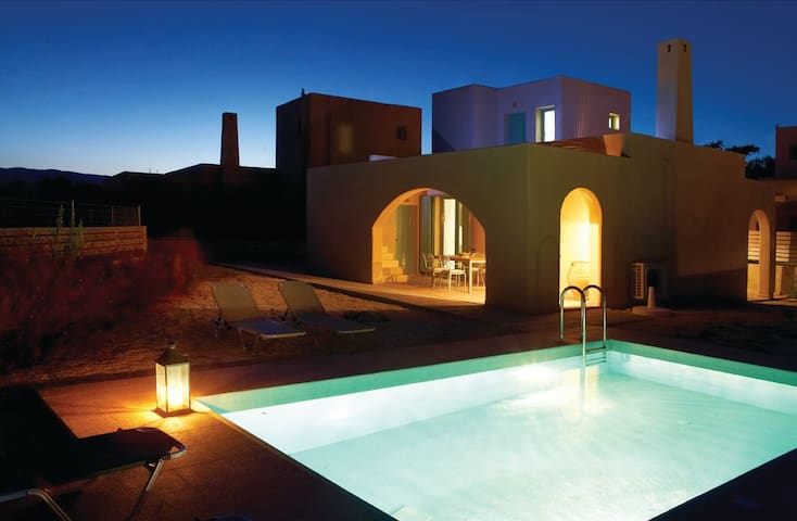 Villa Faedra with private pool, Gennadi, Rhodes