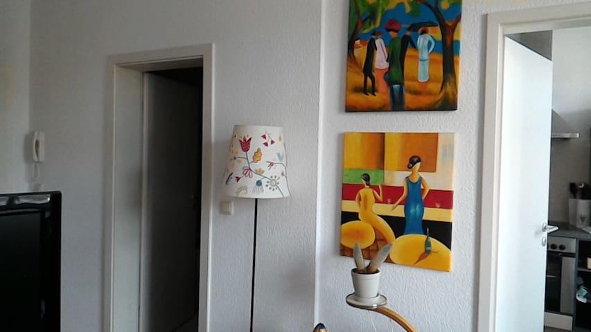 2 Raum Wohnung (Apartment) Chemnitz Kaßberg