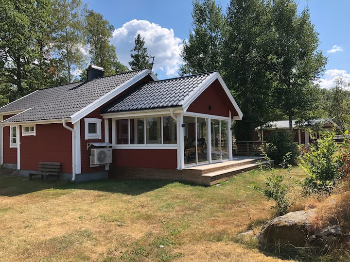 Holiday cottage in Liatorp/Bölsnäs/Möckeln