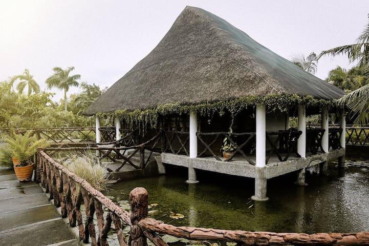 3 Cottages in Los Banos Hot spring resort C