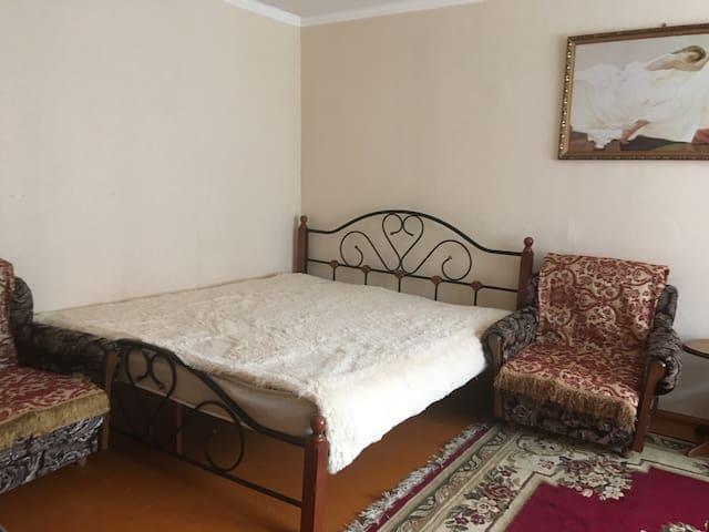 Однокомнатная квартира в Домбае