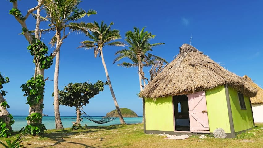 One More Paradise in Yasawa Village - Navotua Village - Bungalow