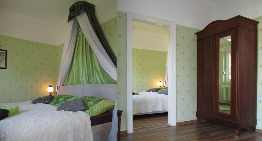 Hübsches Zimmer mit Bad und Balkon - Bad Bentheim