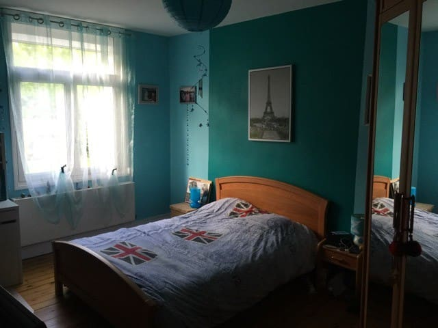 Maison agréable proche Centre Ville - Saint-Quentin - Townhouse